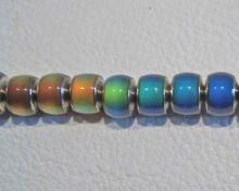 mirage bead 7x8mm