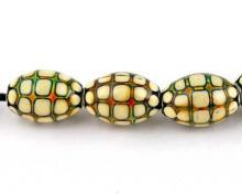 Ocean pearl mirage bead