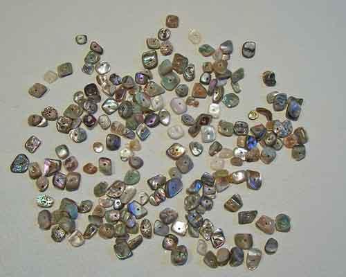 abalone beads #11