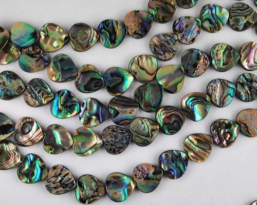 abalone beads #040