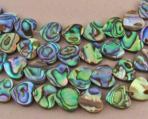 abalone bead #041