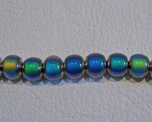 6x10 mm mirage bead