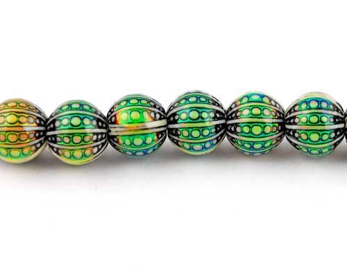 Sea Orb mirage bead